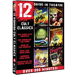 12 Drive-In Theatre Cult Classics