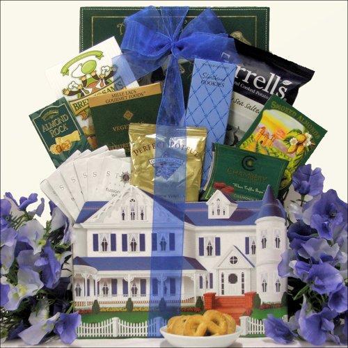 Settling In: Housewarming Gift Basket