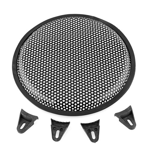 {Factory Direct Sale} 10 Inch Universal Metal Car Audio Speaker Subwoofer Grill Protector Cover