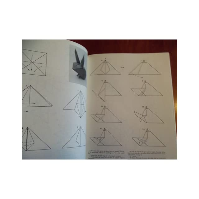 The Complete Book Of Origami Step By Step Instructions In
