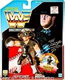 WWF 1991 Hasbro UNDERTAKER Vintage Wrestling Figure