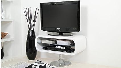 Black Gloss Petra TV Stand