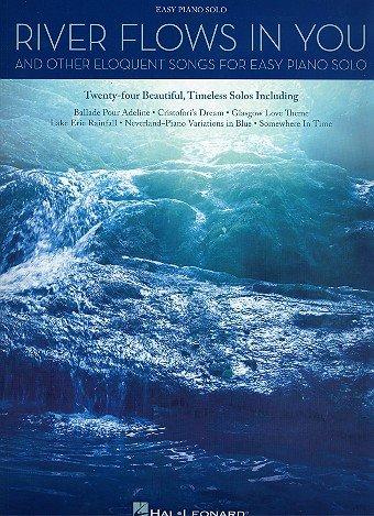 river-flows-in-you-and-other-eloquent-canciones-para-piano-cuaderno-de-notas-con-los-mas-populares-m