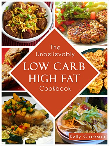 Bs Recipes Candy Corn M M Blondies: EBook The Unbelievably Low-Carb High Fat Cookbook: 50 Epic