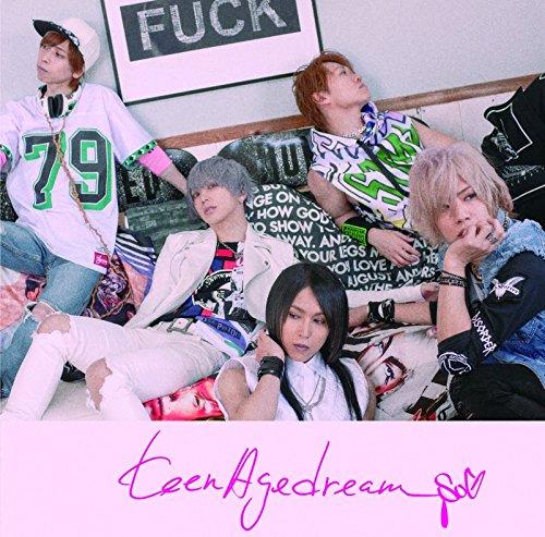 teenAge dream/Luv it!! 初回盤(DVD付)