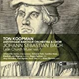 echange, troc  - Bach: Latin Church Music, Vol. 1