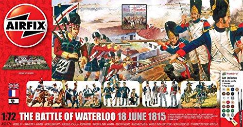 Airfix Ai50174 - La Battaglia di Waterloo 1815, Kit per modellismo, scala 1/72