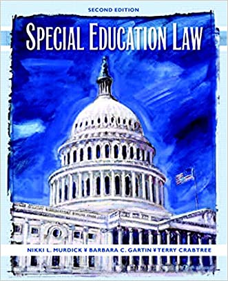 Special Education Law (2nd Edition)