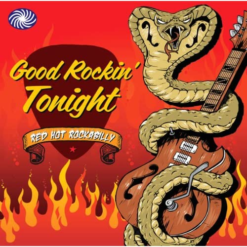 Good-Rockin-Tonight-Red-Hot-Rockabilly-2LP-VINYL-Various-Vinyl