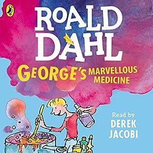George's Marvellous Medicine Audiobook
