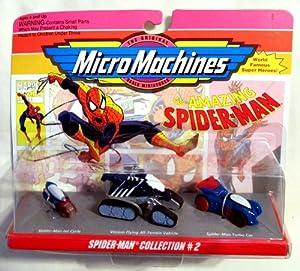 Amazon.com: Micro Machines - The Amazing Spider-Man ...