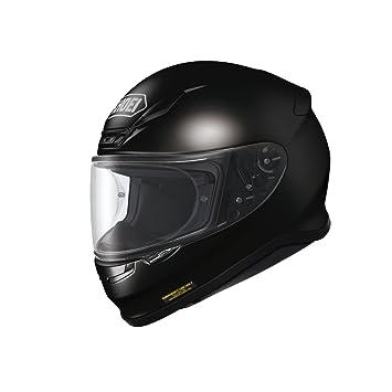 Nouveau casque de moto noir de 2015 Shoei NXR plaine