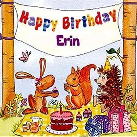 Amazon.com: Happy Birthday Erin: The Birthday Bunch: MP3 Downloads