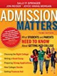 Admission Matters: What Students and...