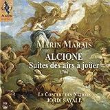 Marais: Alcione - Suites des airs a jouer
