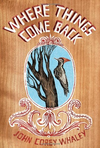 Cover of Where Things Come Back