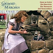 Hans im Glück / Der Krautesel / Der Trommler / Froschkönig (Grimms Märchen 1.3) Hörspiel von  Brüder Grimm Gesprochen von: Kurt Böwe, Jutta Hoffmann