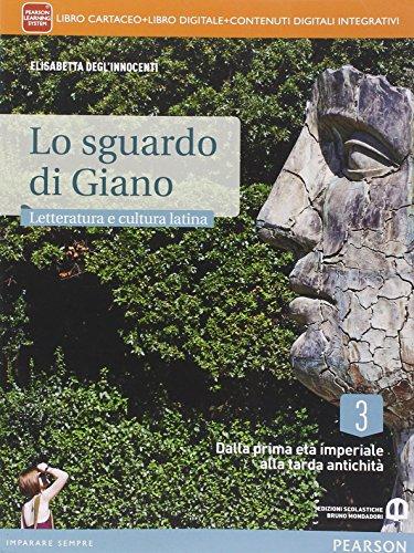 Sguardo di Giano. Con e-book. Con espansione online. Per i Licei: 3