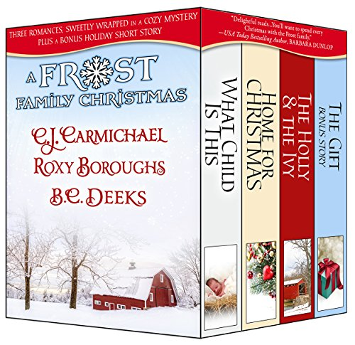 A Frost Family Christmas Anthology by C. J. Carmichael & Others ebook deal