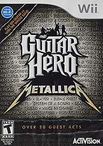 Guitar Hero Metallica - Nintendo Wii