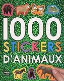 echange, troc Langue au chat - 1000 stickers d'animaux