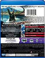 Jurassic World 3D (Blu-ray 3D + Blu-ray + DVD + DIGITAL HD) by Universal Studios