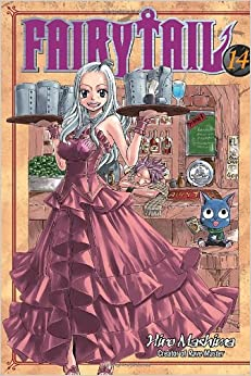 Fairy Tail, Vol. 14: Hiro Mashima: 9781935429333: Amazon.com: Books