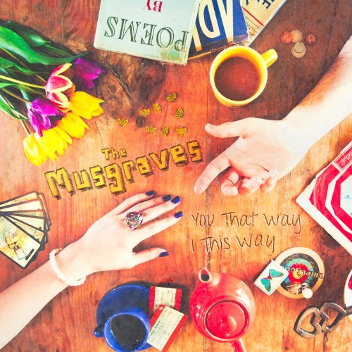 You That Way I This Way, the musgraves, review, indie, album art