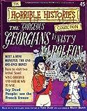 The Gorgeous Georgians Vs Nasty Napoleon Terry Deary