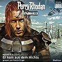 Er kam aus dem Nichts (Perry Rhodan NEO 101) Hörbuch von Michael H. Buchholz Gesprochen von: Hanno Dinger