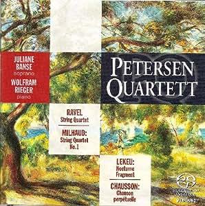 Milhaud D.: String Quartet No