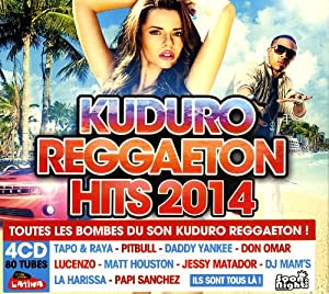 Kuduro Reggaeton Hits 2014