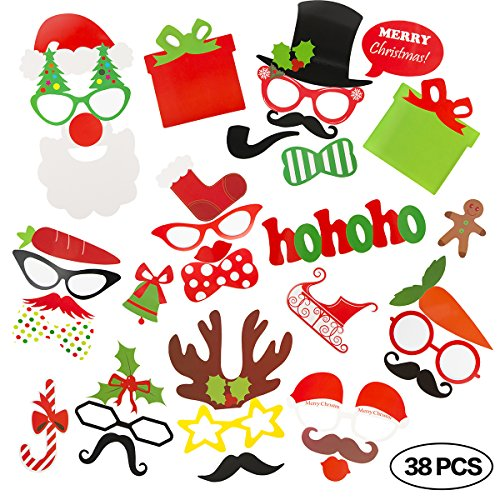 christmas-photo-booth-props-for-instant-camera-38-pieces-diy-kit-party-supplies