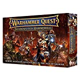 Warhammer Quest Shadows Over Hammerhal (Heroic Dungeon Adventures in the Age of Sigmar)