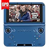 GPD XD Rk3288 2GB/32GB 5 IPS Game Tablet Quad Core Video Game Player Gamepad Handheld Game Console Blue