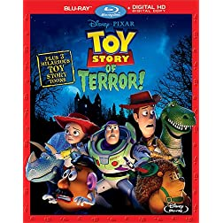 Toy Story of Terror [Blu-ray]