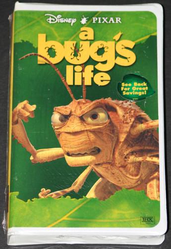 Amazon com A Bug s Life  A Bugs Life Vhs