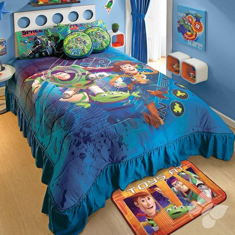 Toy Story Comforter Set front-757146