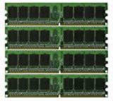 NEW 4GB 4x1GB DDR2 PC2-5300 667MHz