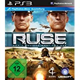 "R.U.S.E. - Don't believe what you see (Move kompatibel)von ""Ubisoft"""