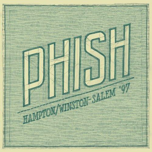 Phish – Hampton / Winston-Salem '97 (7CD Box Set) (2011) [FLAC]