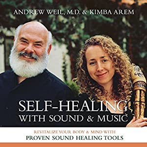 Self-Healing with Sound and Music Speech