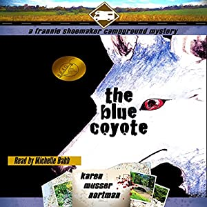 The Blue Coyote Audiobook