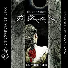 The Damnation Game (       UNABRIDGED) by Clive Barker Narrated by Simon Vance