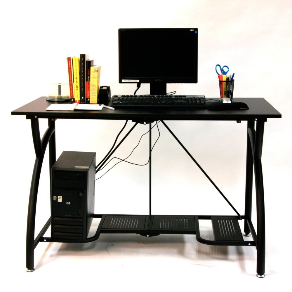 The Origami RDE-01 is arguably the best computer desk for gaming at this price.