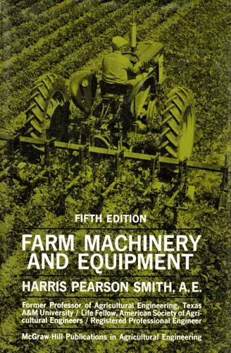 Farm Machinery and Equipment, Harry Pearson Smith