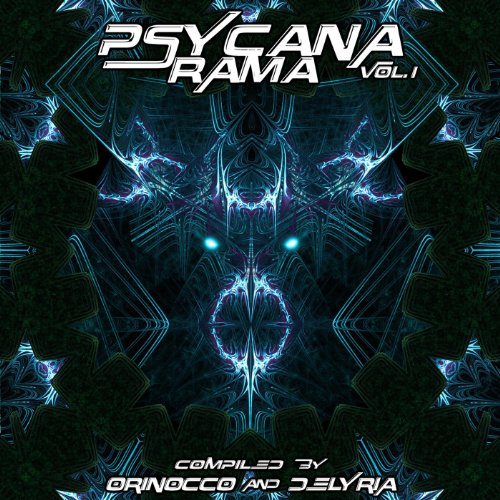 VA - Psycana Rama Vol.1-2014-MYCEL Download