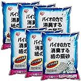 アイリスオーヤマ 紙の猫砂バイオ消臭 7L×6袋 ONK-70N500700