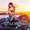 The Little Mermaid Audiobook by Hans Christian Andersen Narrated by Andrea Emmes