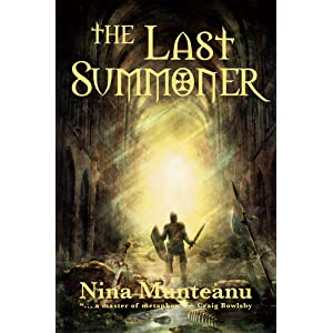 61aeQWjEjxL. SL500 AA300  The Last Summoner by Nina Munteanu NOW OUT!